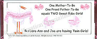 Girls -Two-Peas-In-A Pod  Wrapper-Back