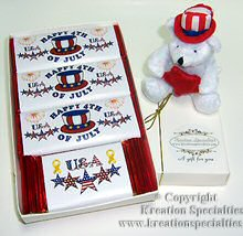 4th of July Hershey's� Chocolate Candy Gift Set